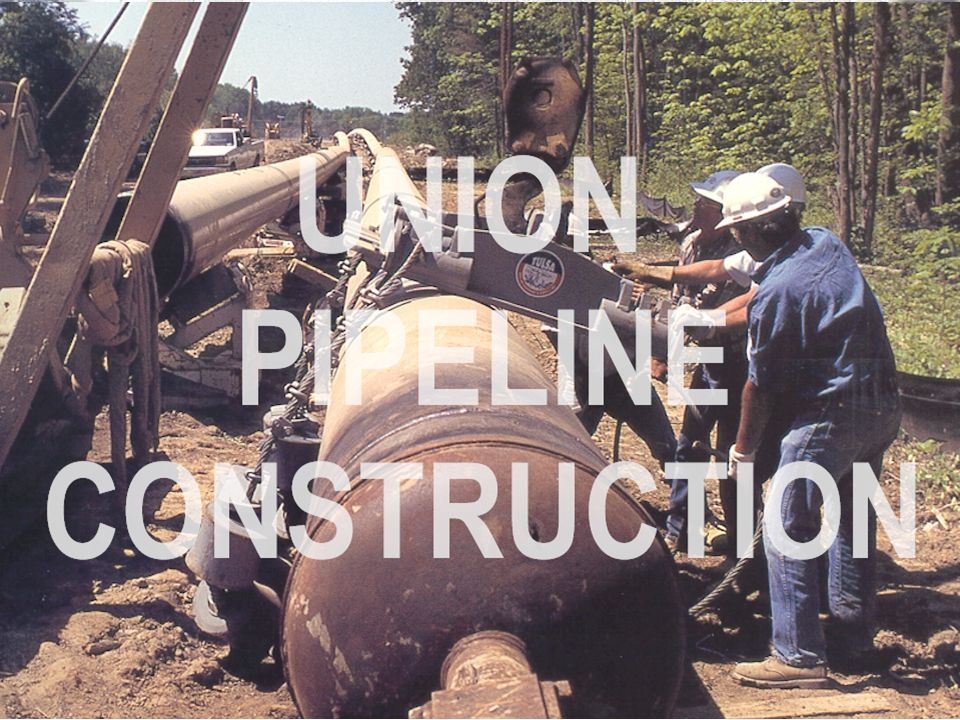 Over 425,000 Construction Members 600 Construction Local Unions 58 District Councils 78 Training Facilities in the U.S.A.