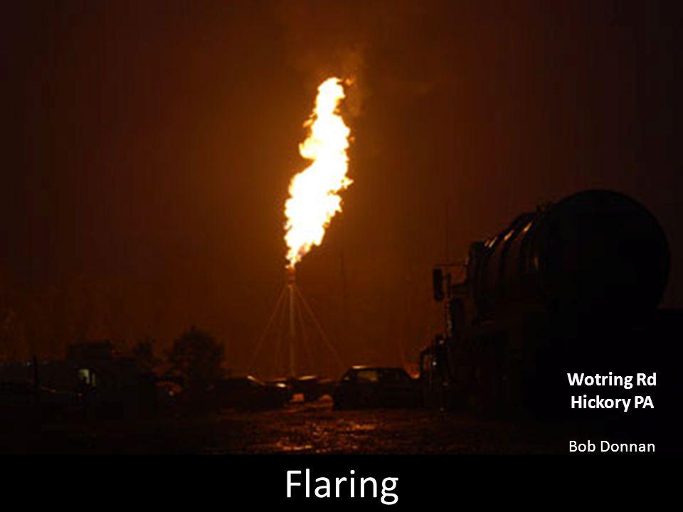 Hicl Flaring Wotring Rd Hickory PA Bob Donnan
