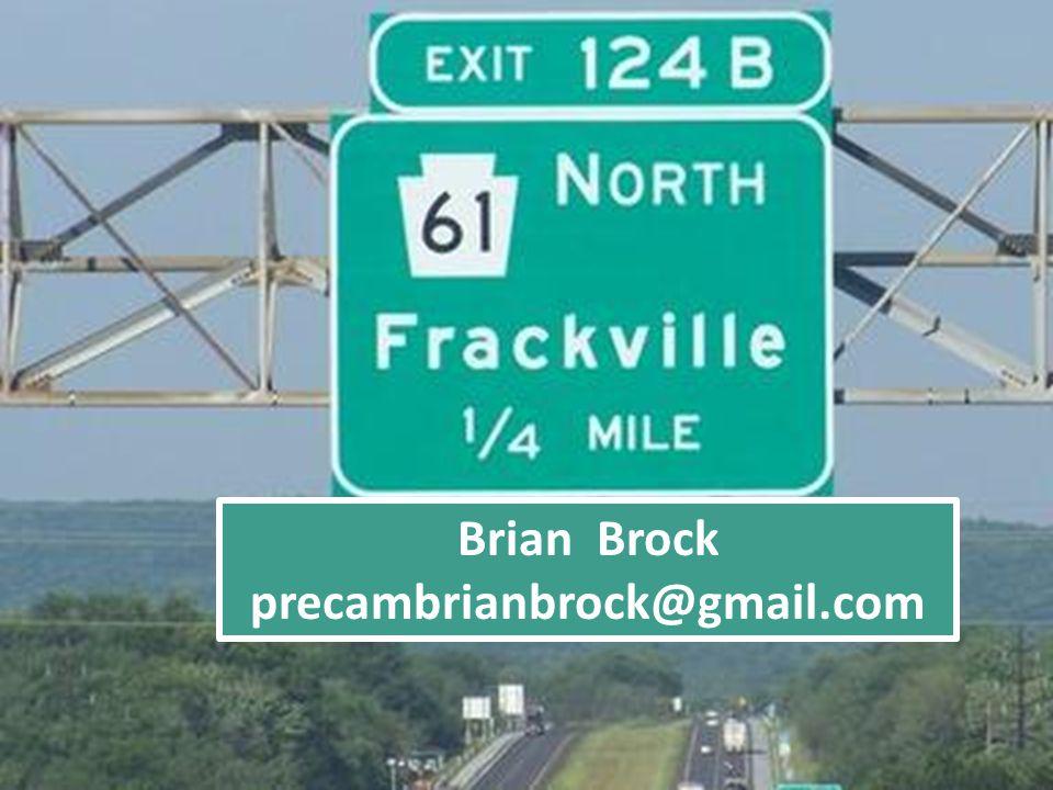 Brian Brock precambrianbrock@gmail.com