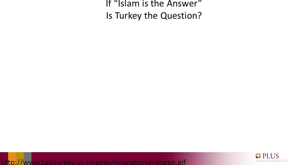 If Islam is the Answer Is Turkey the Question http://www.talkturkey.us/images/mrandmrserdogan.gif