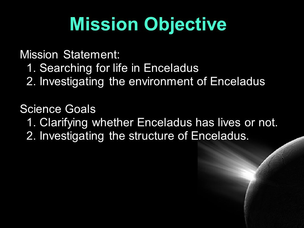 Why is Enceladus important.
