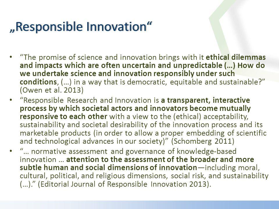 Reconstruct innovation journeys (cf.Van de Ven et al.