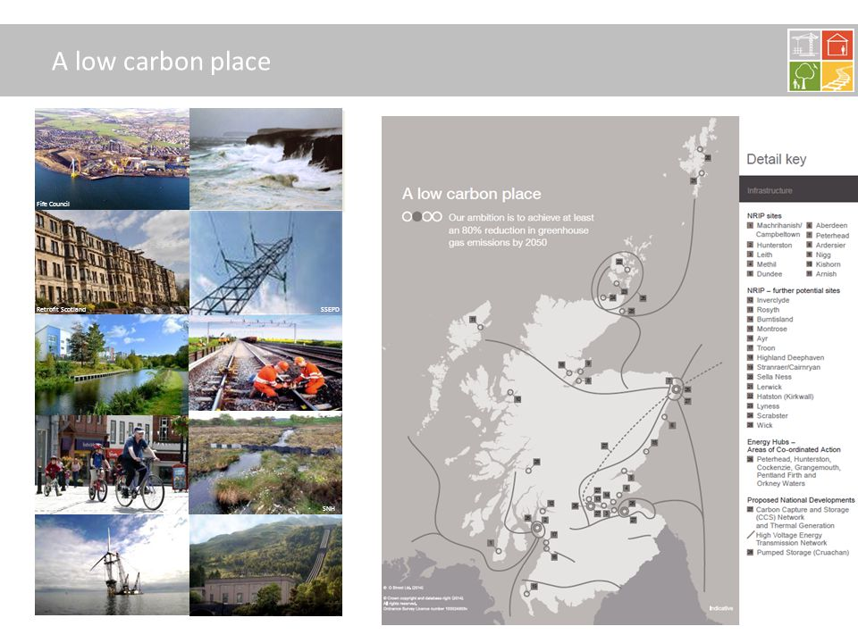 A low carbon place Fife Council Retrofit Scotland SNH SSEPD