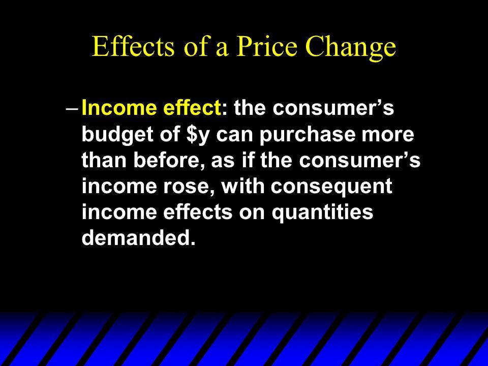 Slutskys Effects for Income-Inferior Goods x2x2 x1x1 x 2 x 1