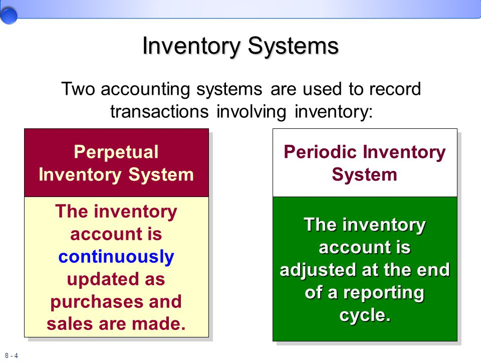 8 - 5 Perpetual Inventory System Lothridge Wholesale Beverage Company (LWBC) begins 2011 with $120,000 in inventory.