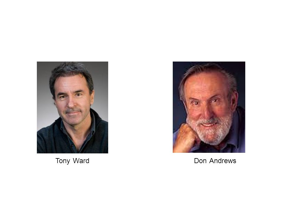Tony Ward Don Andrews