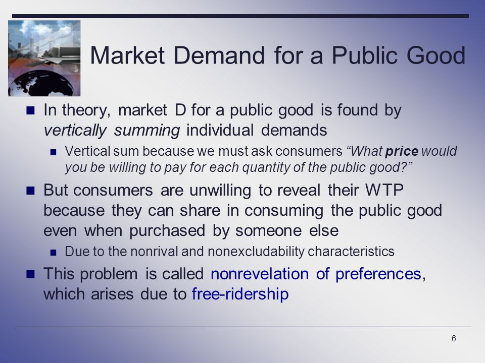 37 Common Property Resources Property Rights I ll Defined Common Property Resources are those for which property rights are shared Because property rights extend to more than one individual, they are not as clearly defined as for pure private goods Problem is that public access without any control leads to exploitation, which in turn generates a negative externality