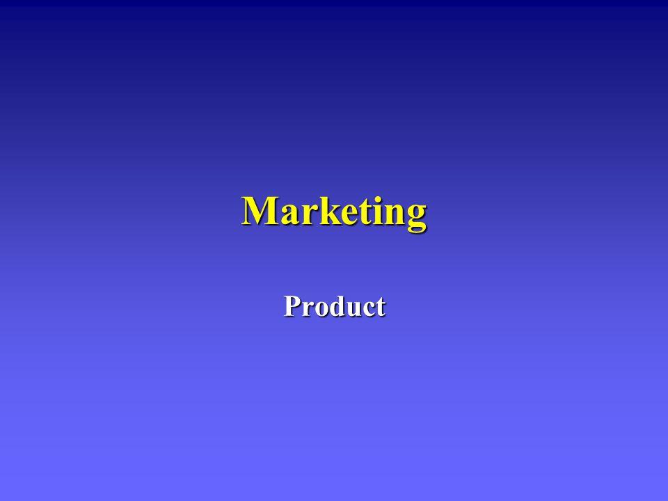 Marketing Product