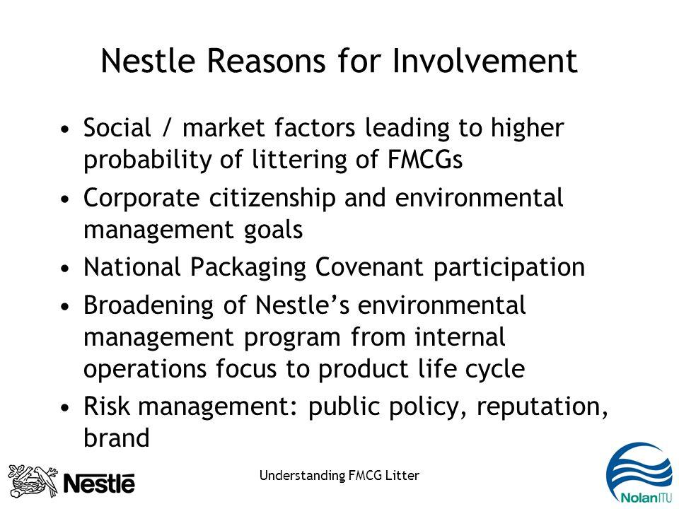 Understanding FMCG Litter Nestle Pathway 1.