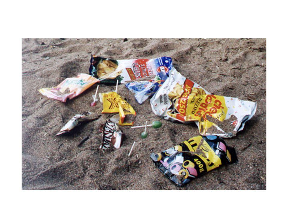 Understanding FMCG Litter Process Determine value of FMCGs (industry data) Determine value of consumed away-from-home (AFGC estimate) Assign $2 per item (Nolan-ITU assumption) Determine potential litter items (CCC/BIEC data) Estimate # of FMCG litter items (KABC data) Estimate % of Nestle litter items (industry data) Prioritise Nestle litter items by significance (Nolan-ITU methodology)