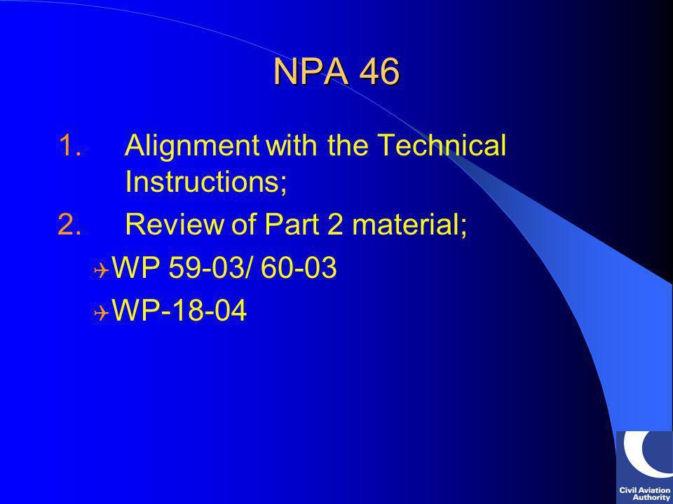 NPA 46 3.