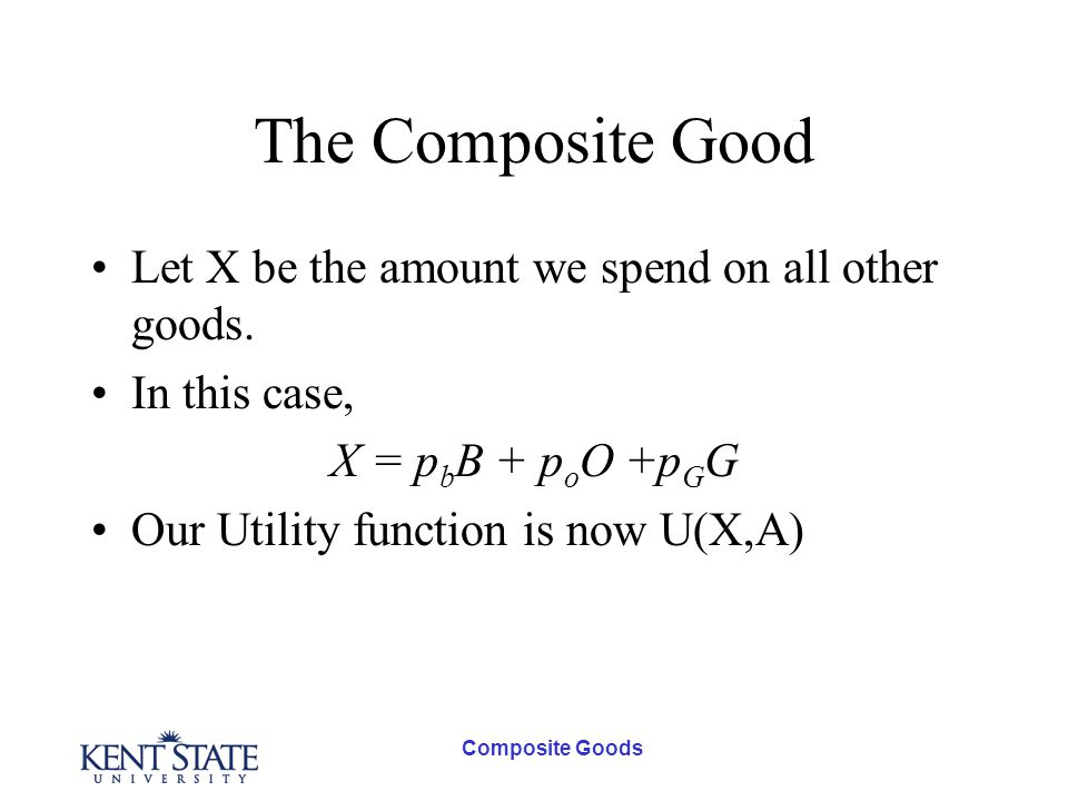 Composite Goods End ©2004 Charles W. Upton