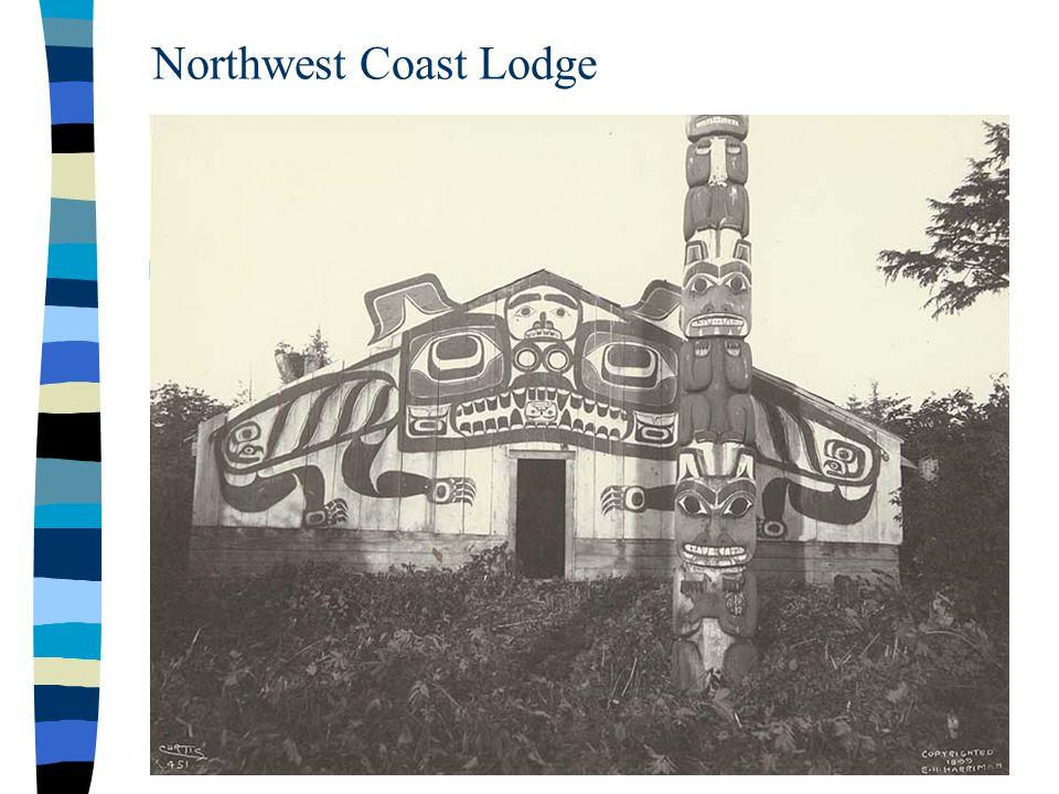 Copyright © Allyn & Bacon 2002 Northwest Coast Lodge n