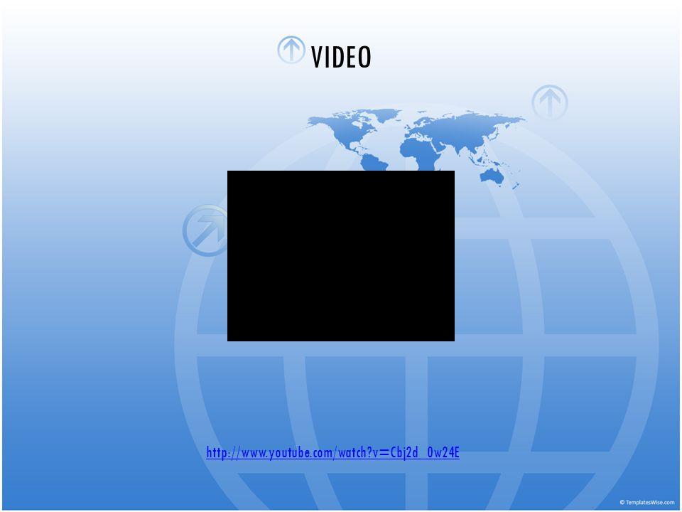 VIDEO http://www.youtube.com/watch?v=Cbj2d_0w24E