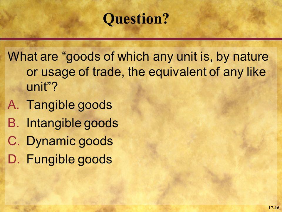 17-16 Question.
