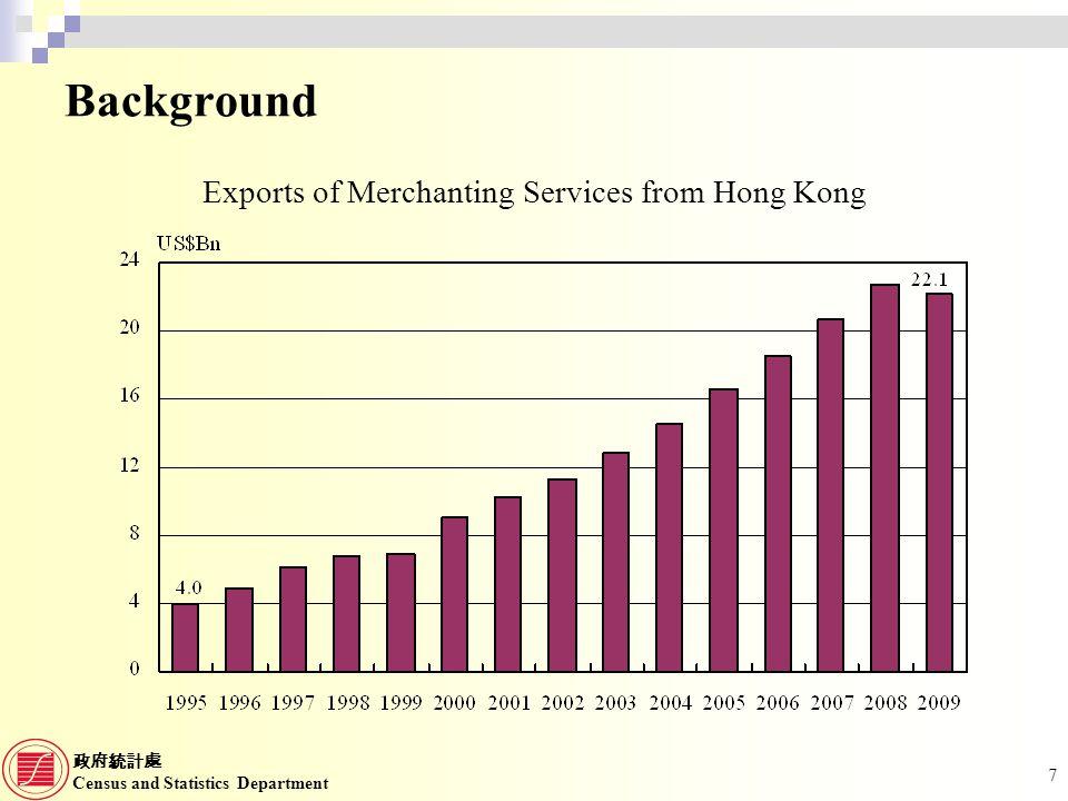 Census and Statistics Department 18 Illustrative Examples Hong Kong China 1.