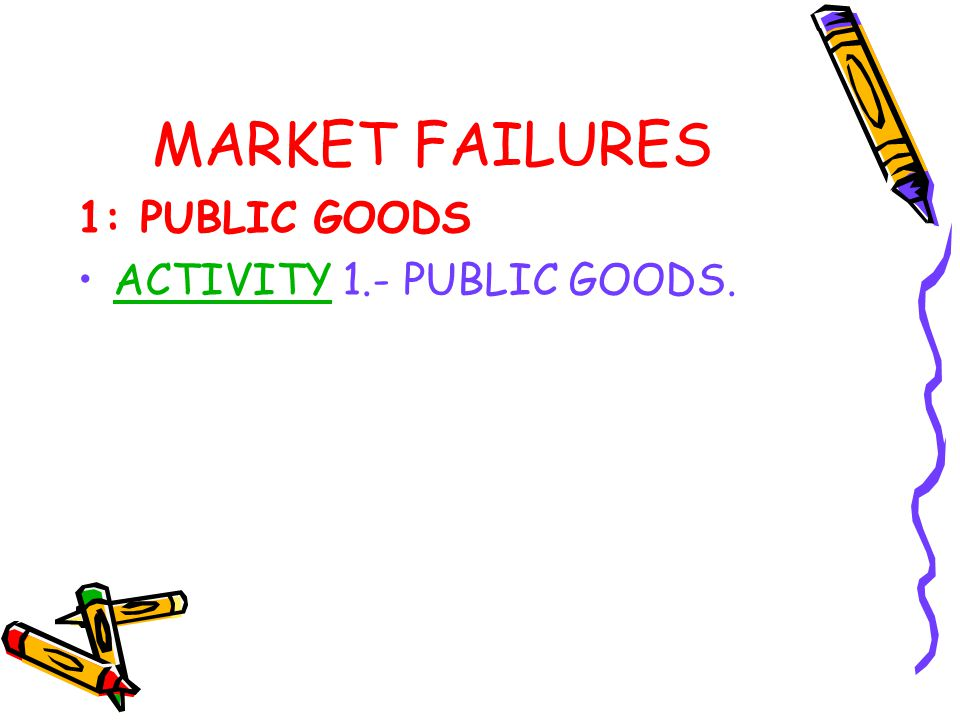 FAILURES IN THE MARKET 3: IMPERFECT COMPETITION.
