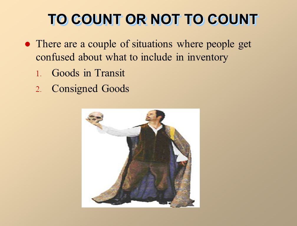 Who do goods belong to when they are in the process of being shipped from the seller to the buyer.