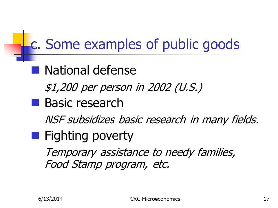 6/13/2014CRC Microeconomics17 c.