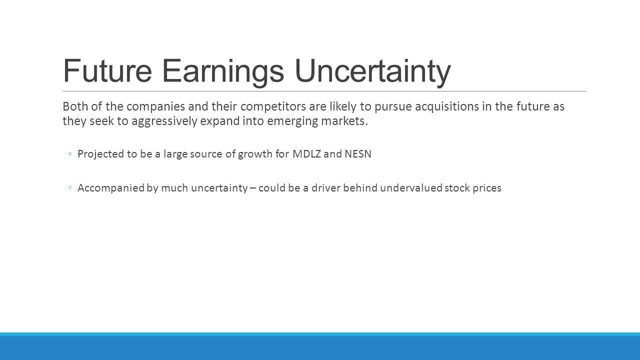 Valuation Methodology & Calculations DAN FINAN