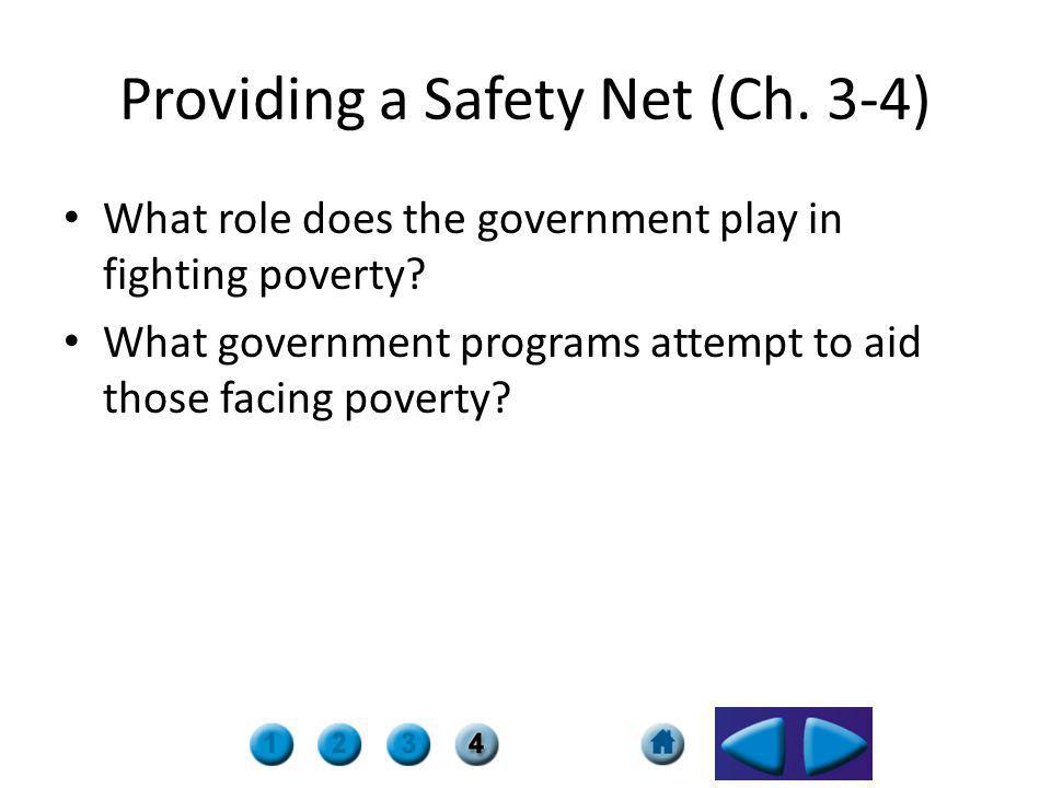 The poverty threshold is an income level below that which is needed to support families or households.