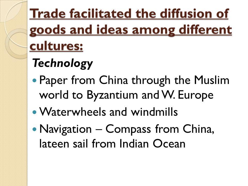 cultural diffusion essay and cultural diffusion silk road