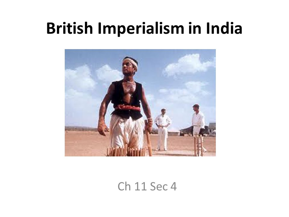 II.The Sepoy Mutiny A. Indians Rebel 2.