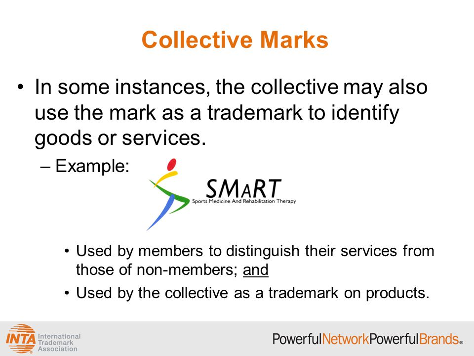 Restrictions on Use of Certification Marks Countries differ on whether they allow the owner of a certification mark to use the mark in association with its own goods or services.