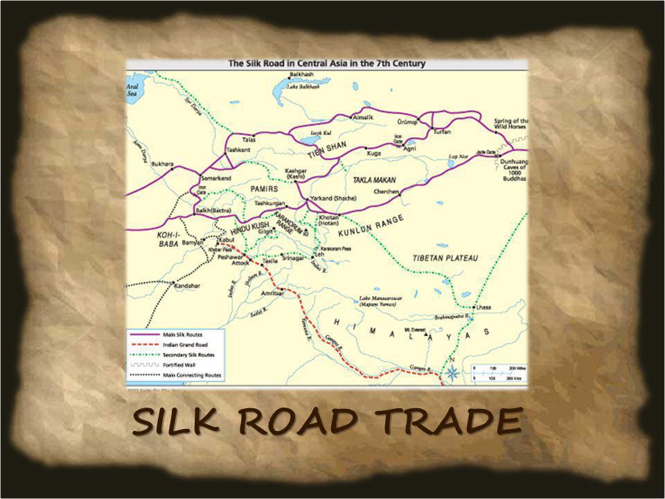 SILK ROAD TRADE