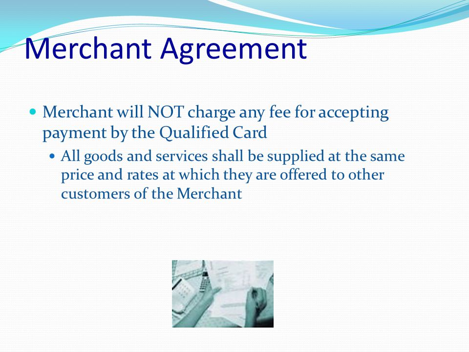 Transaction not Recognize No authorization Ensure that the Doing Business As merchant name and Address is legible on cardholders receipt and matches the name on the cardholder statement Verify all Card Security features and cardholder identification At time of transaction, disclose to the cardholder any policy additional service charges, regarding theft, damages or early check out