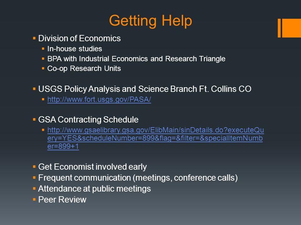 Socioeconomic Data U.S.