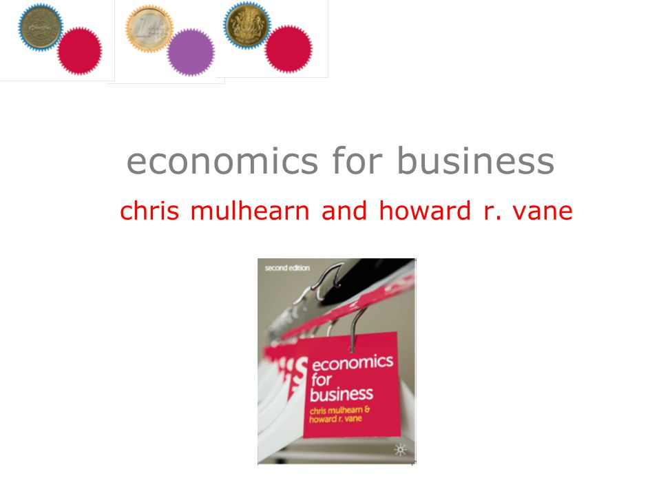Not done economics before.