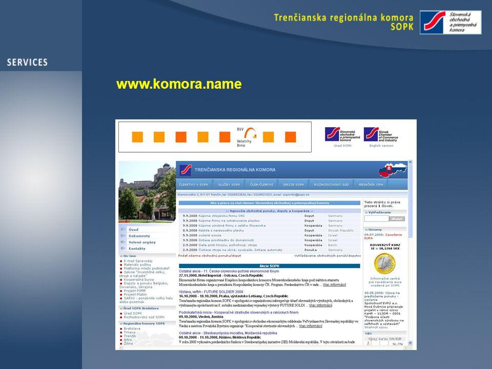 www.komora.name