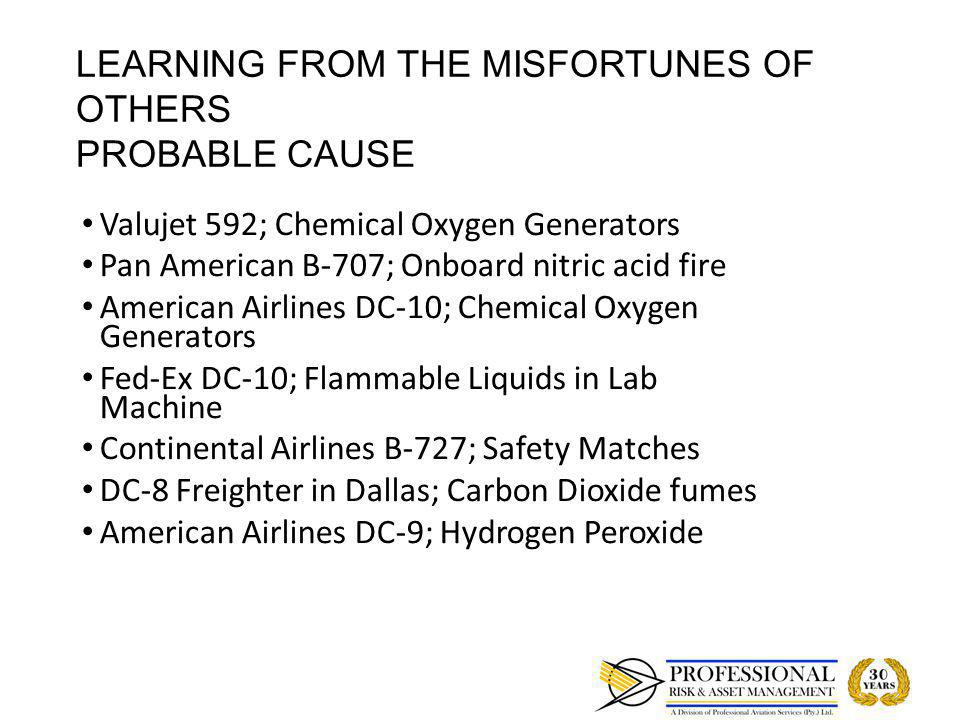UNDECLARED FLAMMABLES/AEROSOLS