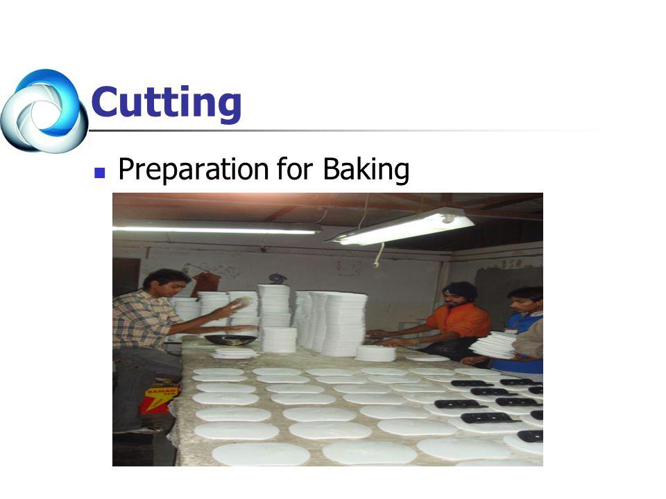 Preparation for Baking
