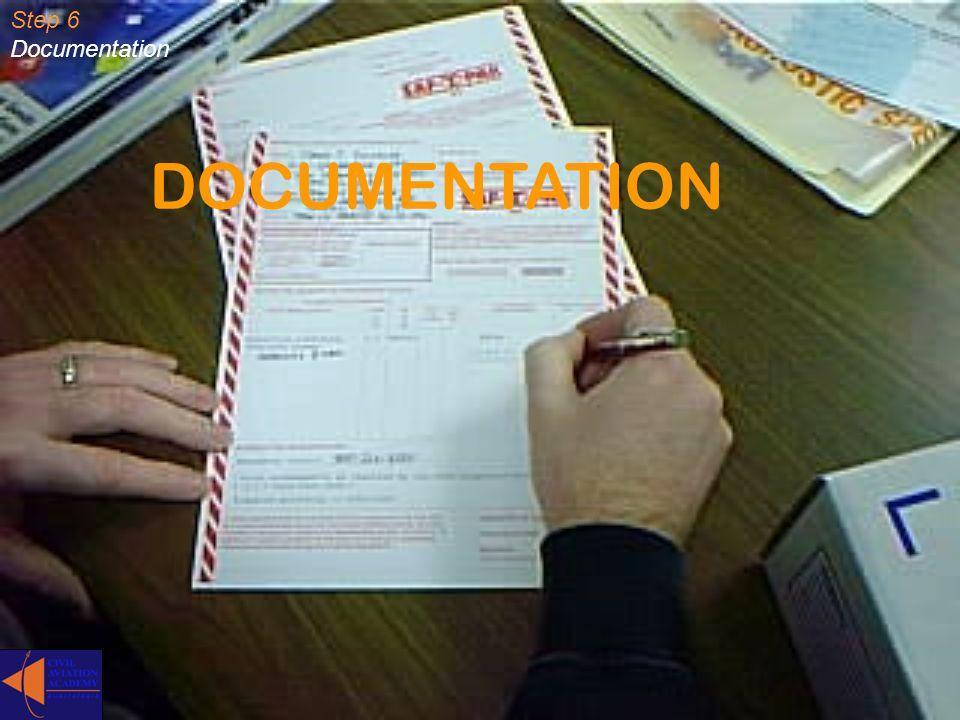DOCUMENTATION Step 6 Documentation