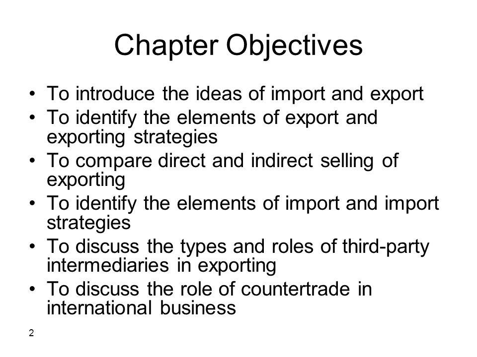 13 Fig. 13.3: International Business Transaction Chain