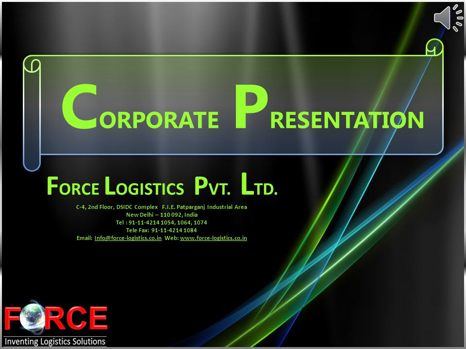 Force Logistics Private Limited was founded by professionals who wanted to make a difference in the conventional clearing and forwarding industry.
