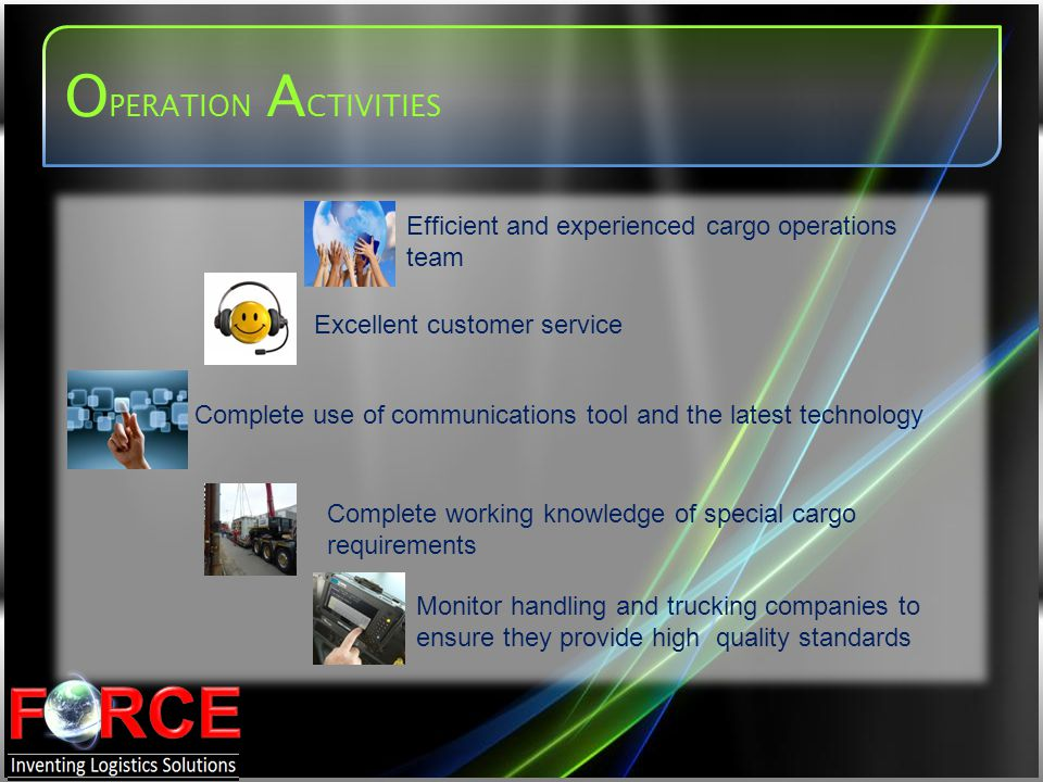 Over 500 group network offices covering entire globe Qualified and motivated sales teams covering all Indian regions.