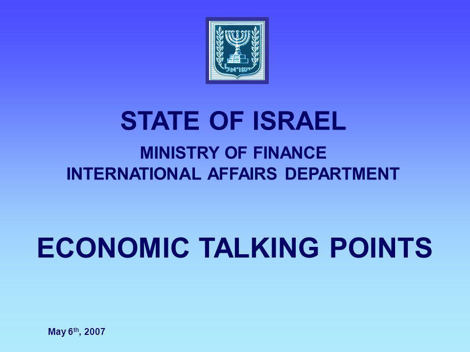 Contents: Economic Figures…….Balances……………... International comparisons and additional data……….