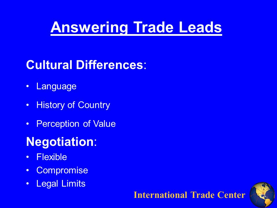 International Trade Center Pro-forma Invoice Best advance estimate of form and content of the actual invoice.