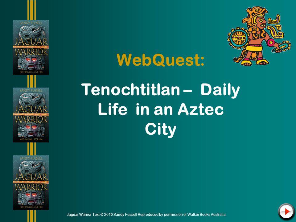 The Merchant The Merchant will visit: The Aztec World: Artisans and Merchants The Aztec World: Aztec Economics The Aztec World: Aztec Goods ThinkQuest: Merchant Life Aztec Economy