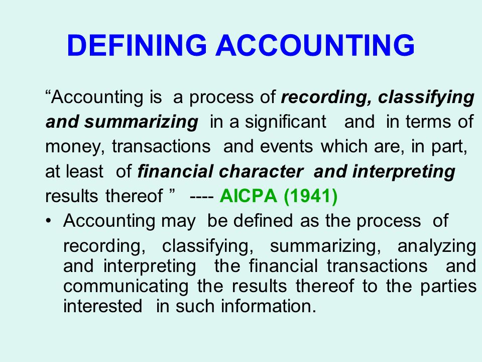 RECENT TRENDS IN ACCOUNTING Human Resource Accounting Inflation Accounting Social Accounting Kaizen Costing ABC Costing Target Costing