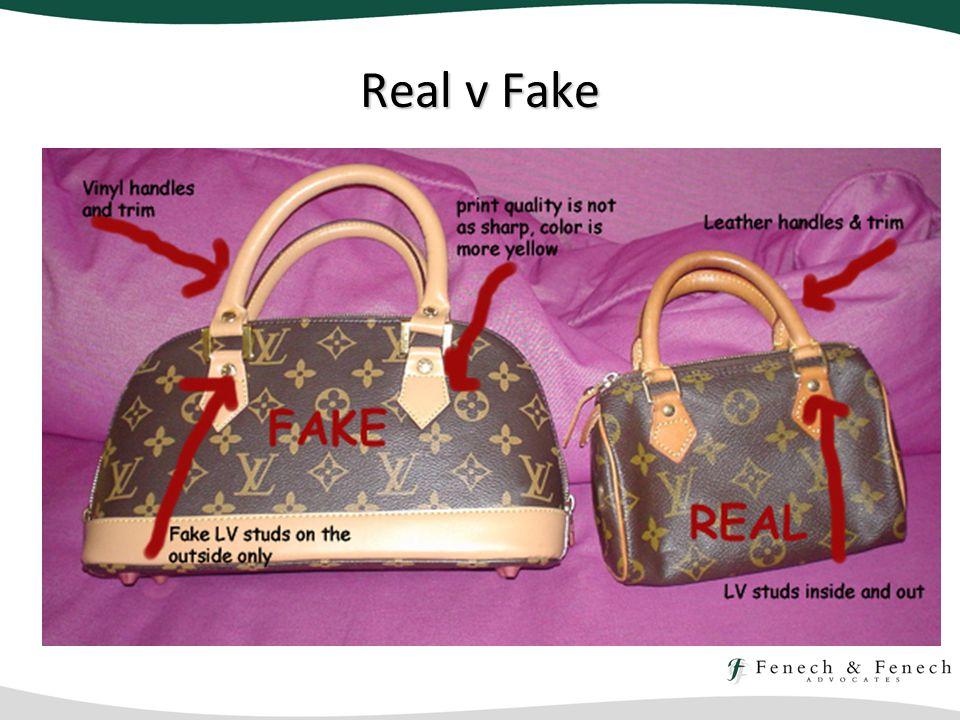 Real v Fake