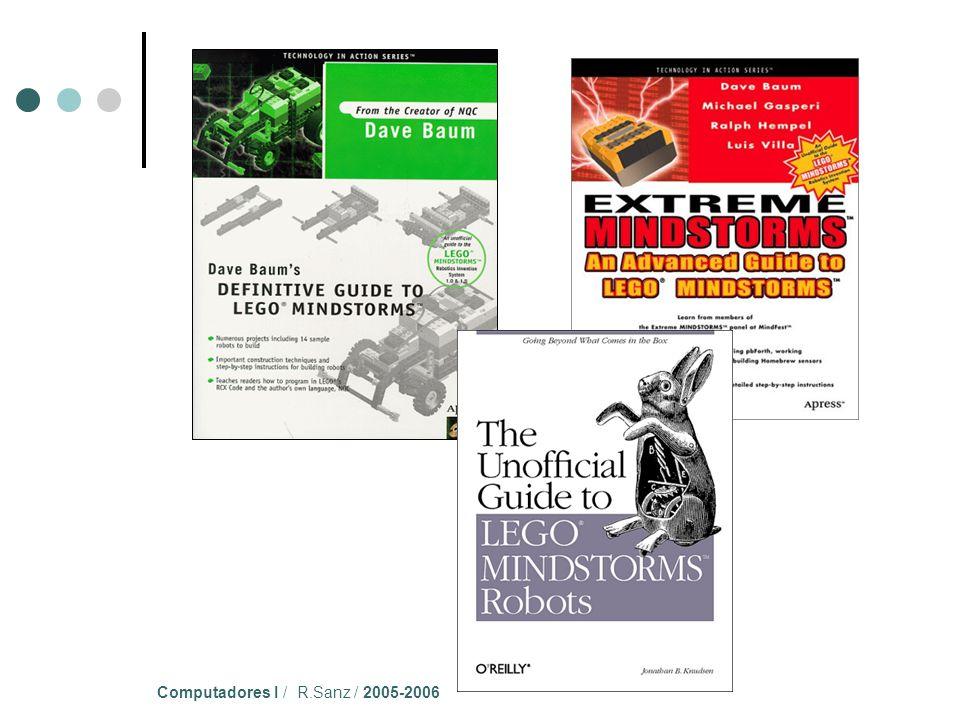 Computadores I / R.Sanz / 2005-2006