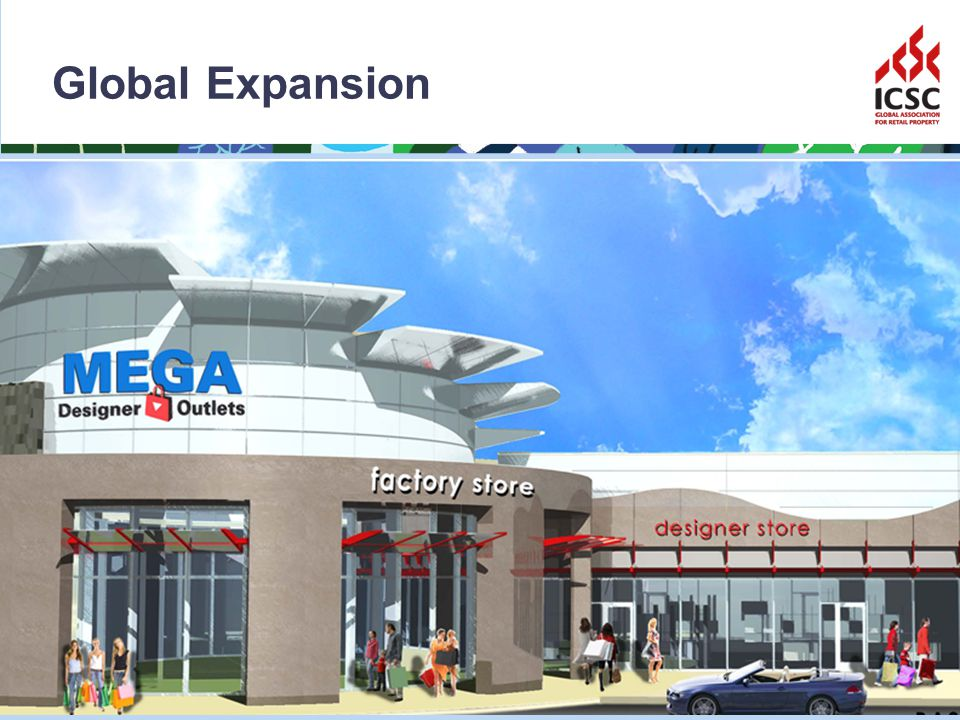 Global Expansion