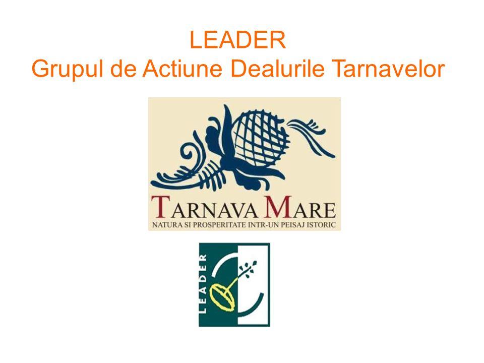 LEADER Grupul de Actiune Dealurile Tarnavelor