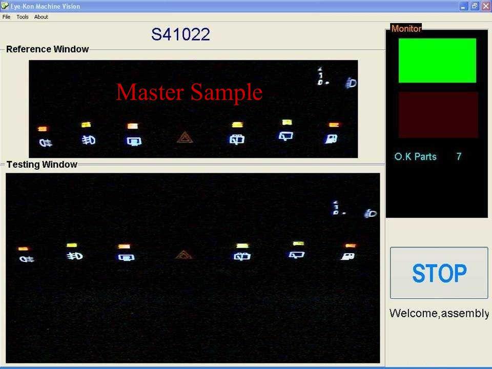 Master Sample