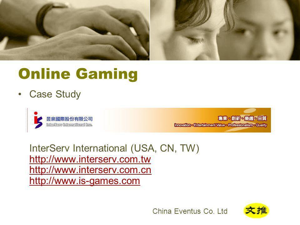 China Eventus Co.