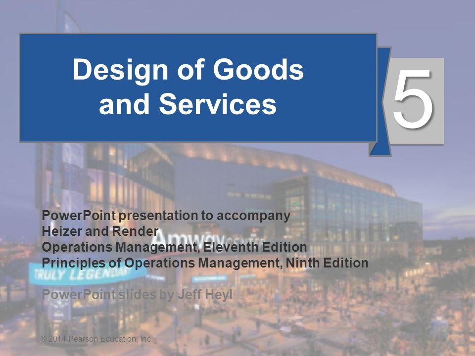 5 - 22© 2014 Pearson Education, Inc.